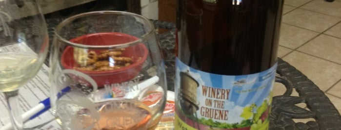 Winery on the Gruene is one of San Antonio & Hill Country.