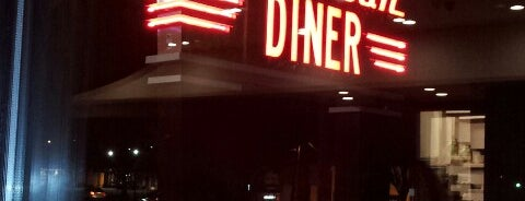 Suburban Diner is one of NYC.
