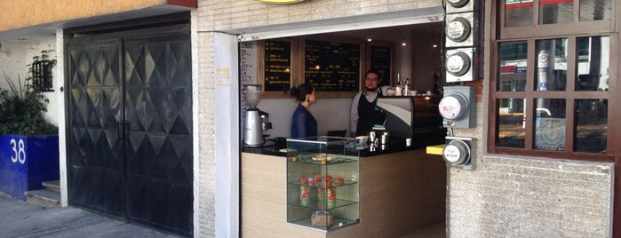 Guapo Café is one of [To-do] Coffee@DF.