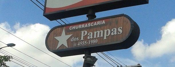 Churrascaria Estrela dos Pampas is one of São Paulo ABC, Bares/Cafés, Restaurantes Shoppings.