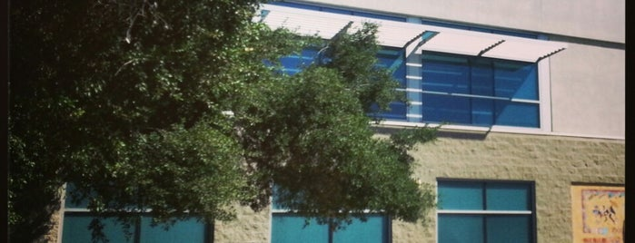 Citrus College Math/ Science Building is one of Mo's Liked Places.