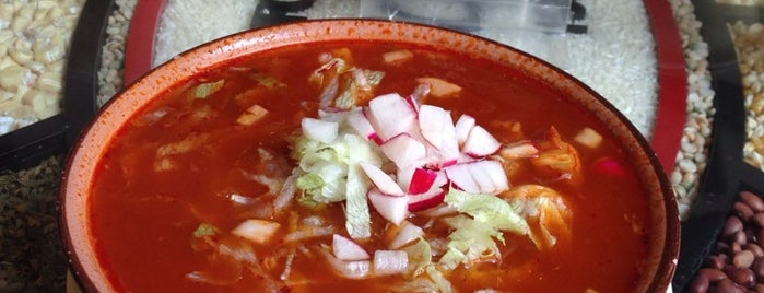 El Pozole is one of Orte, die Charly gefallen.