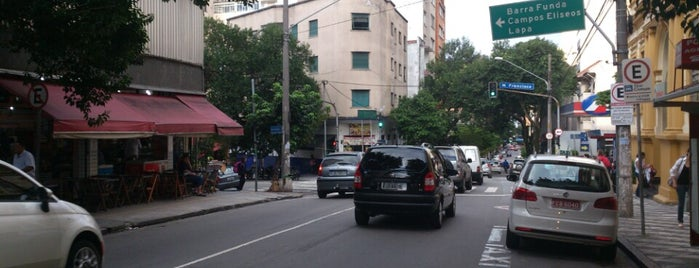 Rua Jaguaribe is one of São Paulo / SP.