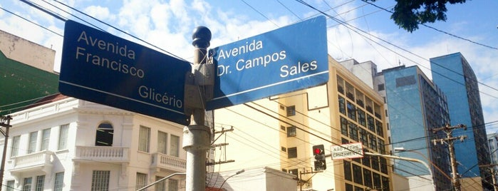 Av. Campos Salles is one of Campinas - Paulínia / SP.