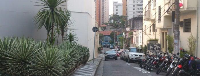 Rua Tinhorão is one of São Paulo / SP.