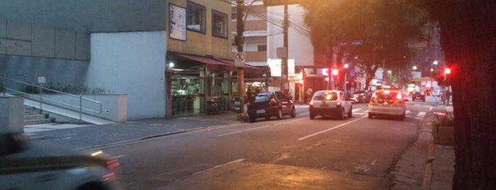 Rua Bela Cintra is one of São Paulo / SP.