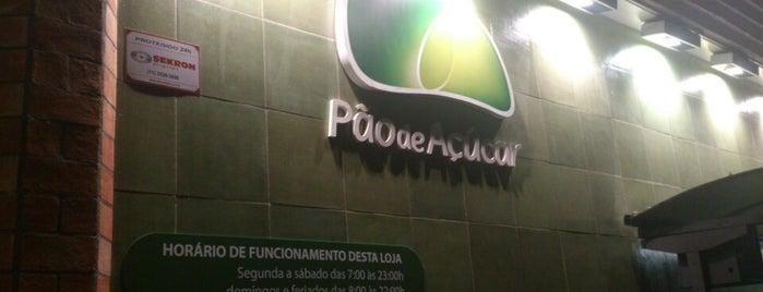Pão de Açúcar is one of São Paulo / SP.