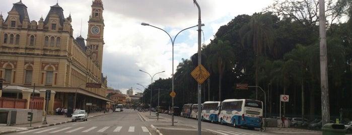 Praça da Luz is one of São Paulo / SP.
