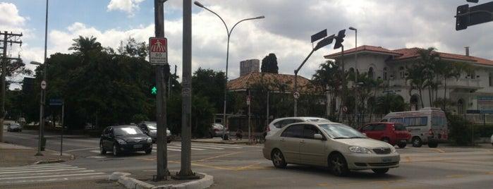 Avenida Brasil is one of São Paulo / SP.