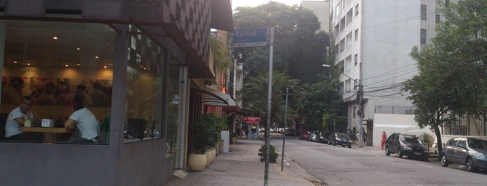 Rua Marília is one of São Paulo / SP.