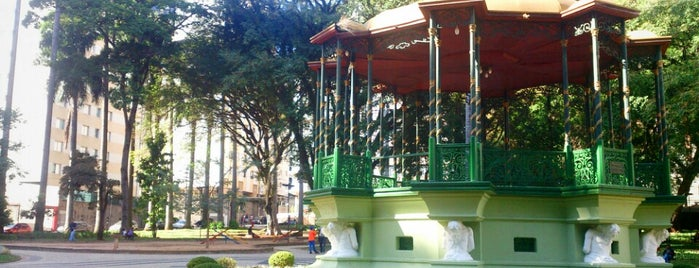 Praça Carlos Gomes is one of Campinas - Paulínia / SP.