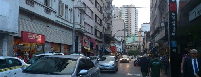 Rua do Arouche is one of São Paulo / SP.