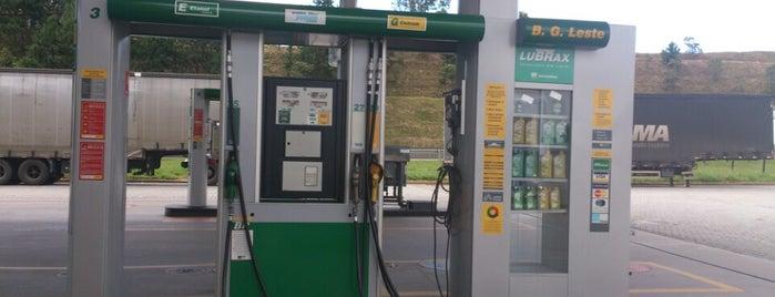 BG Leste - Posto BR is one of Postos de Combustível.