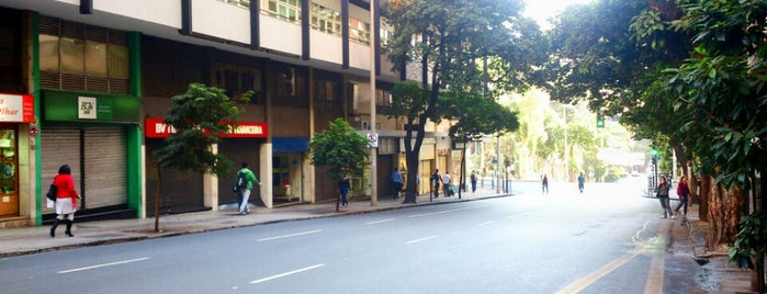 Rua Espírito Santo is one of Belo Horizonte / MG.