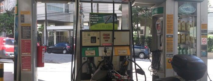Auto Posto Rede Duque (BR) is one of São Paulo / SP.