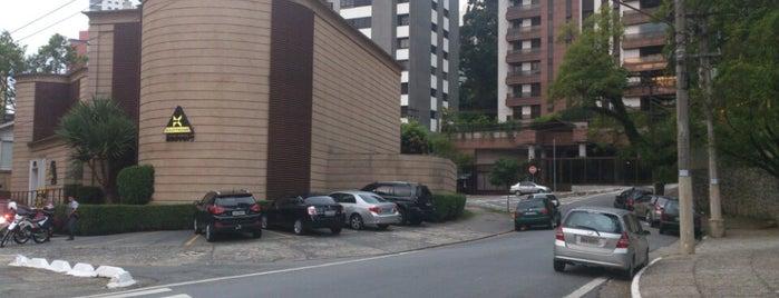 Rua Tupi is one of São Paulo / SP.