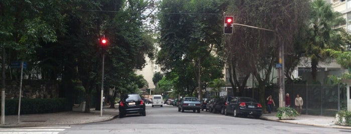 Rua Itacolomi is one of São Paulo / SP.
