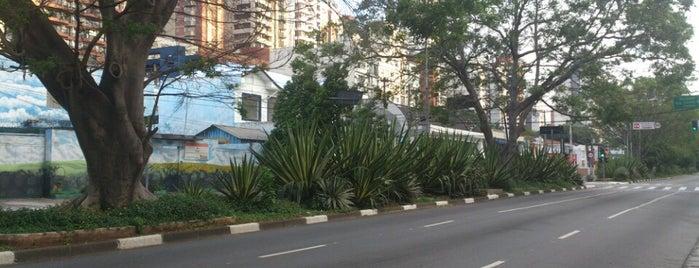 Avenida Pacaembu is one of São Paulo / SP.