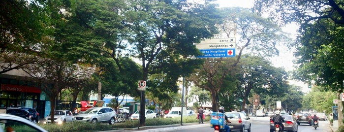 Avenida Brasil is one of Belo Horizonte / MG.
