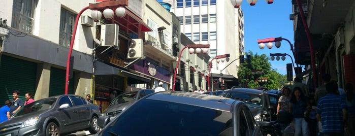 Rua da Glória is one of São Paulo / SP.