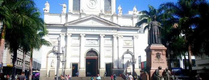 Catedral Metropolitana de Campinas is one of Campinas - Paulínia / SP.