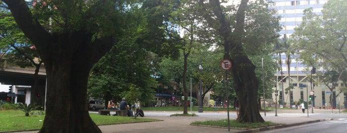 Praça Marechal Deodoro is one of São Paulo / SP.