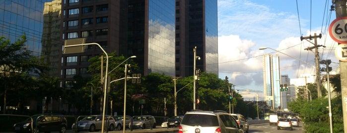 Avenida Francisco Matarazzo is one of São Paulo / SP.