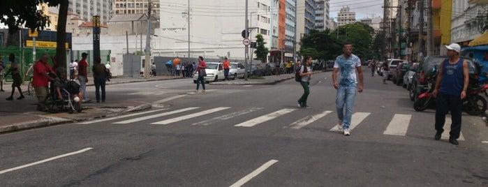 Avenida Cásper Líbero is one of São Paulo / SP.