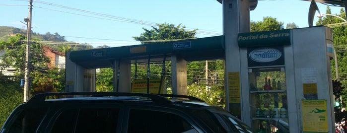 Posto Portal da Serra (BR) is one of Postos de Combustível.