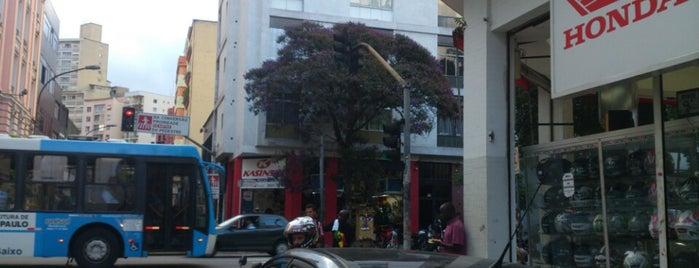Rua General Osório is one of São Paulo / SP.