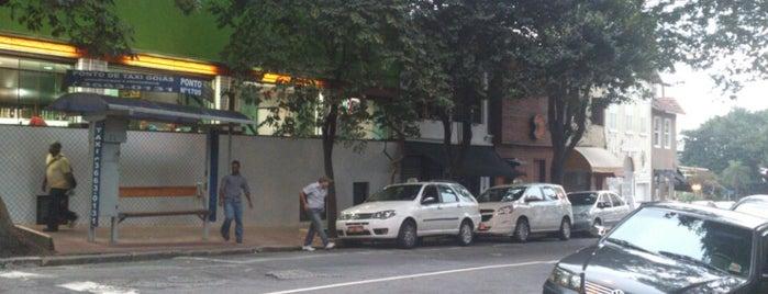 Rua Goiás is one of São Paulo / SP.