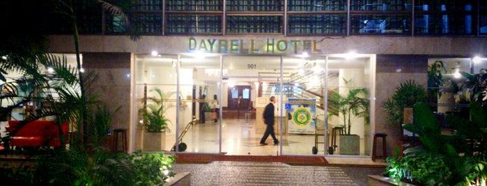 Dayrell Hotel & Centro de Convenções is one of Hotéis e Pousadas.