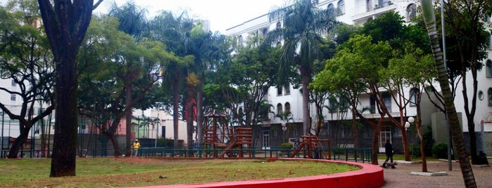 Praça Deputado Jarbas de Lery Santos is one of Belo Horizonte / MG.