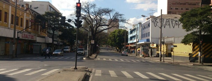 Avenida Olegário Maciel is one of Belo Horizonte / MG.
