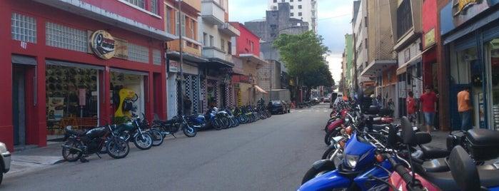 Rua Conselheiro Nébias is one of São Paulo / SP.