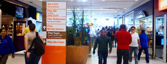 Shopping Cidade is one of Belo Horizonte / MG.
