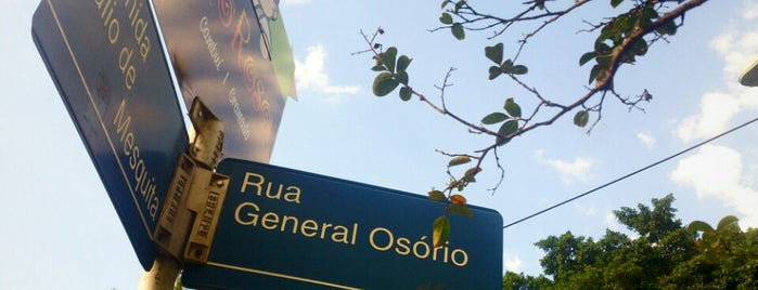 Rua General Osório is one of Campinas - Paulínia / SP.