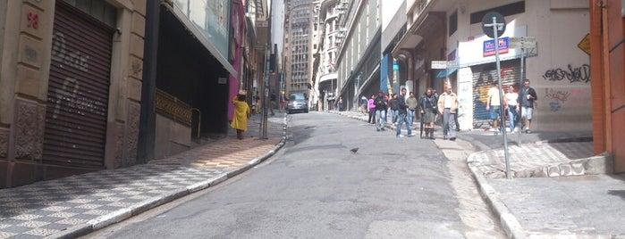 Ladeira Porto Geral is one of São Paulo / SP.