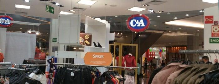 C&A is one of São Paulo / SP.