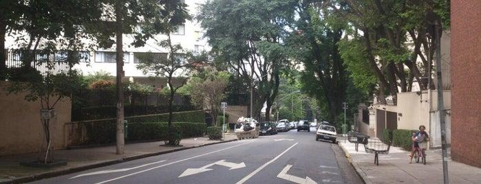 Rua Bahia is one of São Paulo / SP.