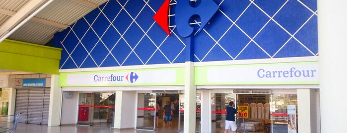 Carrefour is one of Marcello Pereira 님이 좋아한 장소.