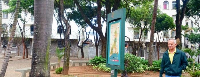 Praça Deputado Jarbas de Lery Santos is one of Locais salvos de Pablo.