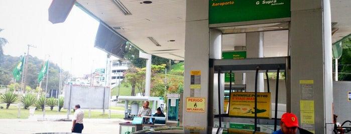 Posto Aeroporto is one of Postos de Combustível.