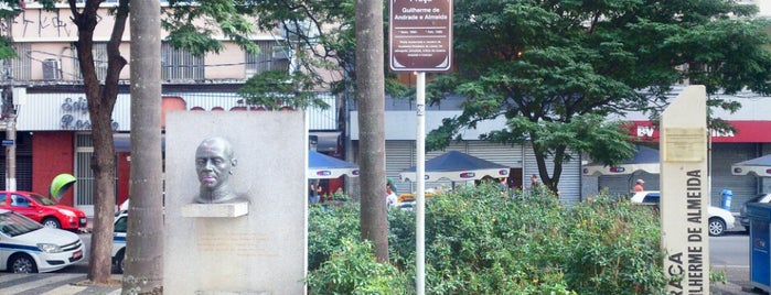 Praça Guilherme de Almeida is one of Campinas - Paulínia / SP.
