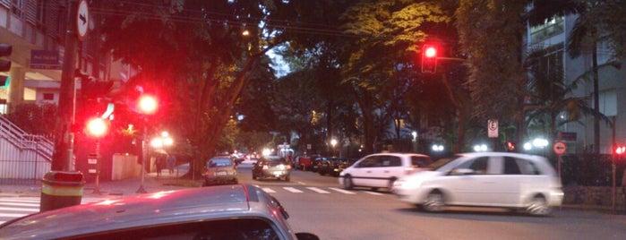 Avenida Higienópolis is one of São Paulo / SP.