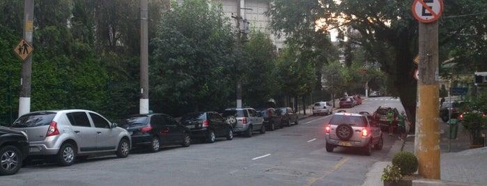 Rua Alagoas is one of São Paulo / SP.