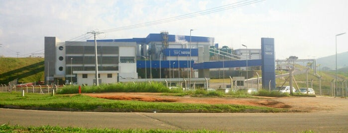 Nestlé is one of Belo Horizonte / MG.