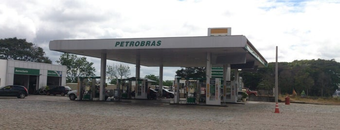 Posto BR - Frango Assado is one of Postos de Combustível.