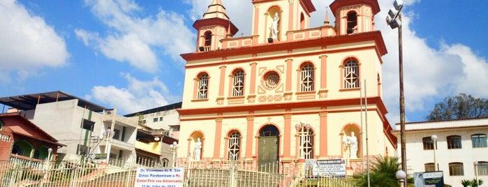 Igreja de São Sebastião is one of Patrimonio.