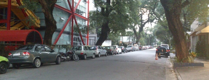 Rua Pará is one of São Paulo / SP.